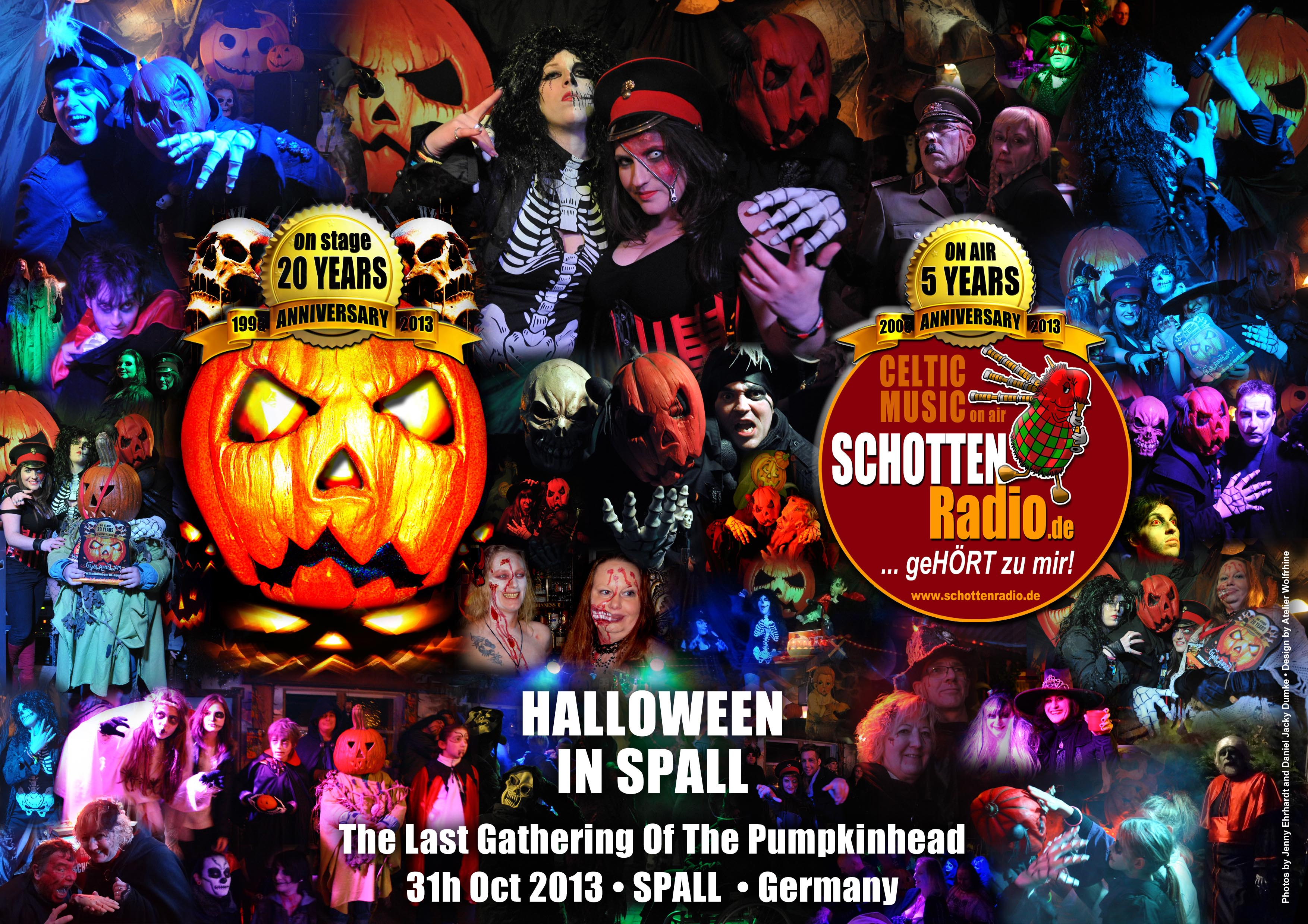 Home - Halloween in Spall